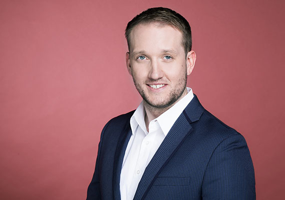 Pascal Raddatz, Cybersecurity Analyst, ProSieben Sat.1 Media SE (Photo)